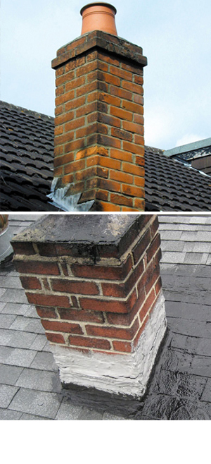 Chimneys 171 Rawdon Roofing Services