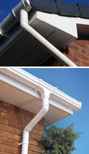 Fascias Soffits Amp Gutters 171 Rawdon Roofing Services