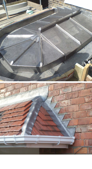 Leadwork 171 Rawdon Roofing Services