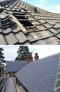 rawdon roof repair 2