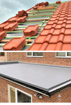 Re Roofing And Flat Roofs Rawdon Roofing Services
